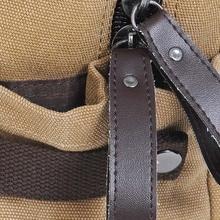 Attack On Titan Japanese Cosplay Canvas Backpack Schoolbag Shoulder Bag (3 colors)