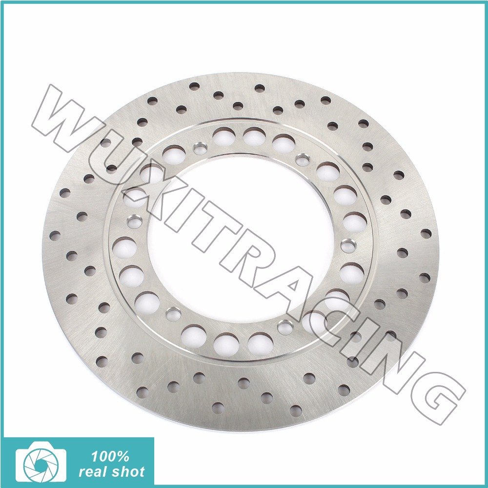 Motor Rear Brake Disc Rotor for YAMAHA YZF R1 600 1000 R / FZR Thundercat 94-05 XT 660 R X Supermoto 04-15 XTZ 660 Tenere 08-11 mfs motor motorcycle part front rear brake discs rotor for yamaha yzf r6 2003 2004 2005 yzfr6 03 04 05 gold