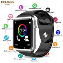 цены Smart Watch SIM Watches Phone Camera Smartwatches Pedometer Sleep Monitor SMS Call Reminder For Android Ios  sports watches