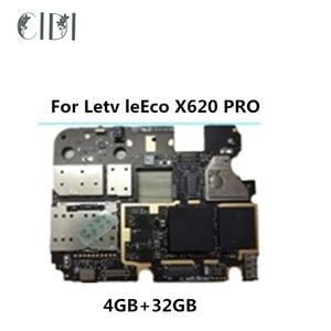 CIDI 4GB + 32GB Getest Volledige Werk Unlock Moederbord Elektronische Panel Voor Letv leEco Le 2 Le2 X620 PRO Logic Printplaat(China)
