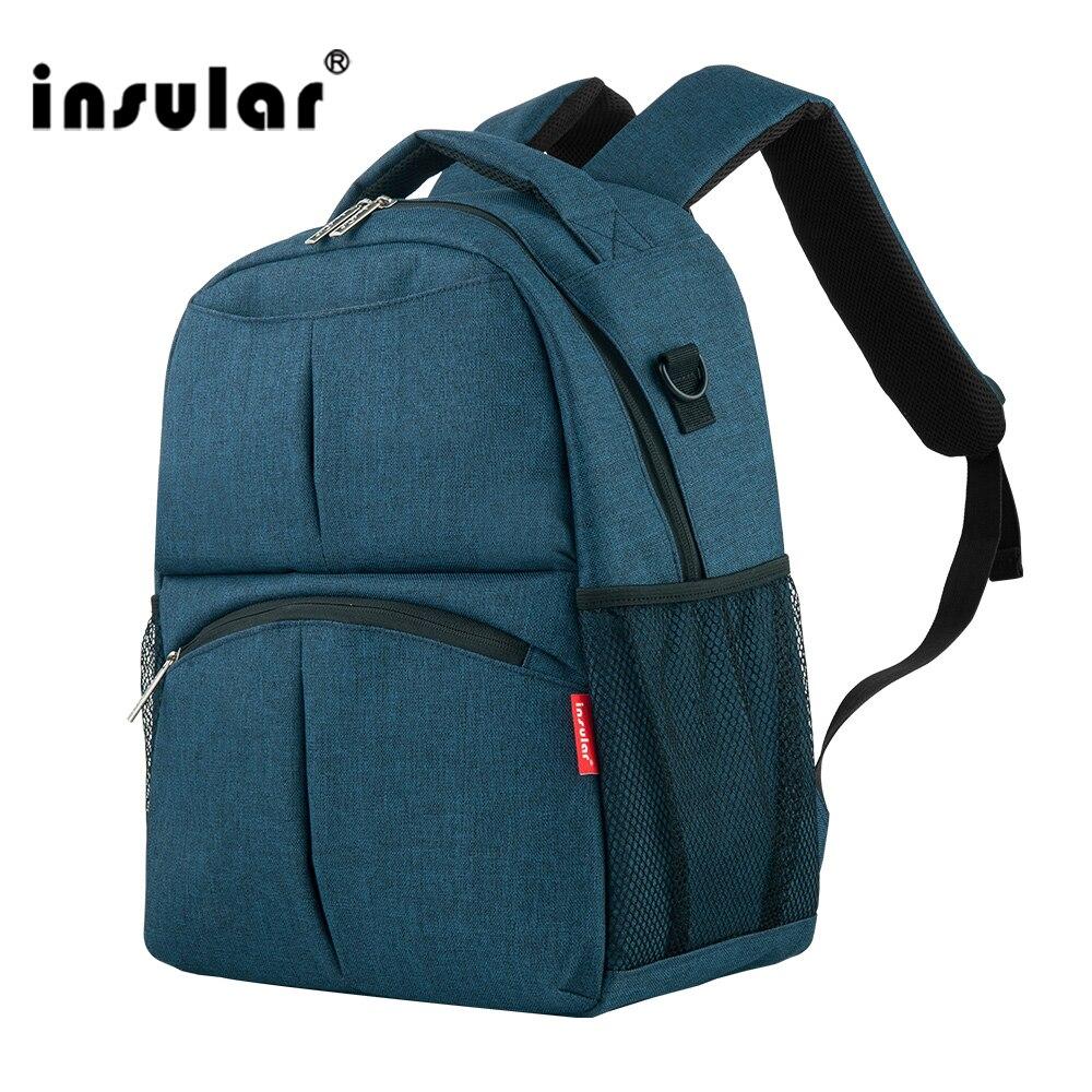 Multifunction Nappy Backpack Strollers Bag Baby Care Diaper Nappy Bags Large Capacity Mummy Bag Maternal Shoulder Nursing Bag