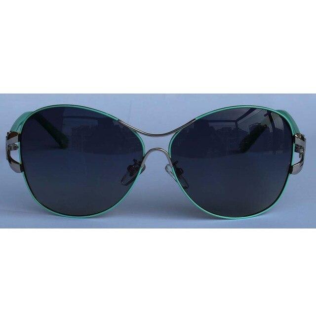56ca5e49d260a Novo Designer Da Marca óculos de sol mulheres Moldura de vidro Liso Do  Vintage óculos de