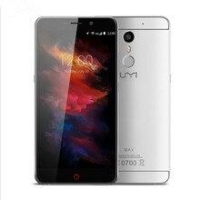 Umi Max Smartphone MediaTek Helio P10 MTK6755M Octa Core 4000Mah 5.5inch 1920*1080 FHD 4G Android 6.0 Type C Metal Mobile Phone