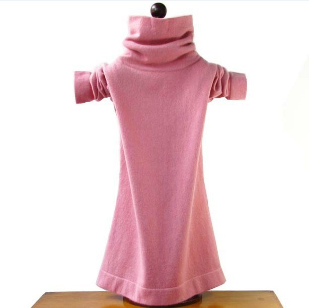 Las Nuevas Cuatro Estaciones Conjunto Abrigo de Suéter de Cachemira Suéter de La
