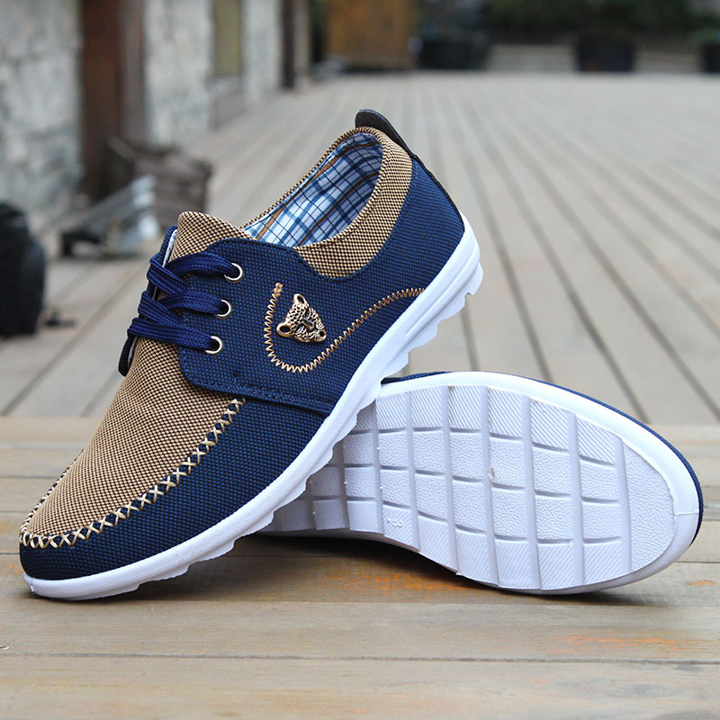 2017 New Springsummerautumn Casual Shoes Lace Up Men -4463