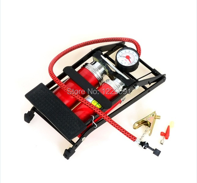 Car Inflation Pump Foot Pedal Type High Pressure Air Pump Portable Inflat Gx Sport