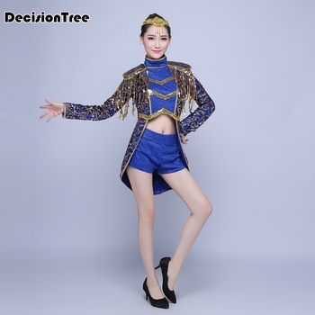2020 jazz dance costumes diamonds stockings sexy fishnet socks nightclub female singer dance accessories rave outfit dance suits