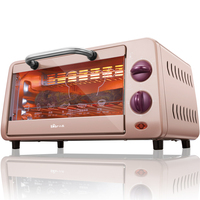Bear Multi Function High Quality Electric Oven Pizza Oven Convection Smokehouse Mini Ovens