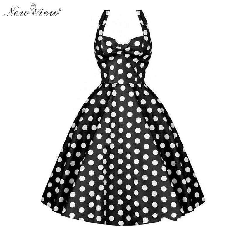 Женские платья ретро из польши
