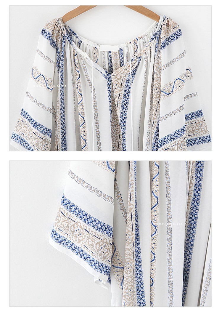 HTB1ZZdDLXXXXXXPapXXq6xXFXXXX - Summer style Kimono blouses top Plus size XL-5XL Women shirts