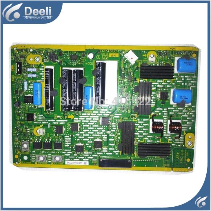 95% new for TH-P46GT31C board TNPA5331AH power board Working ems dhl original th 42pz80c th 42pz800c power supply board etx2mm702mf npx702mf 1a