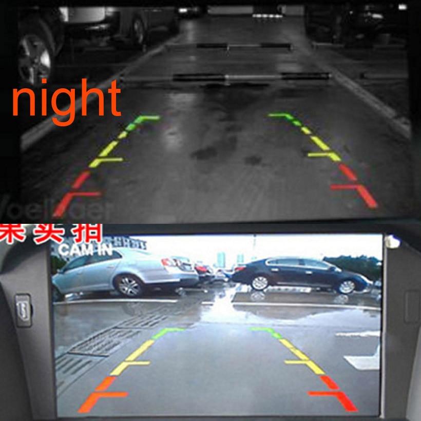 XCGaoon Uniwersalna, szerokokątna kamera samochodowa z tyłu, - Elektronika Samochodowa - Zdjęcie 5