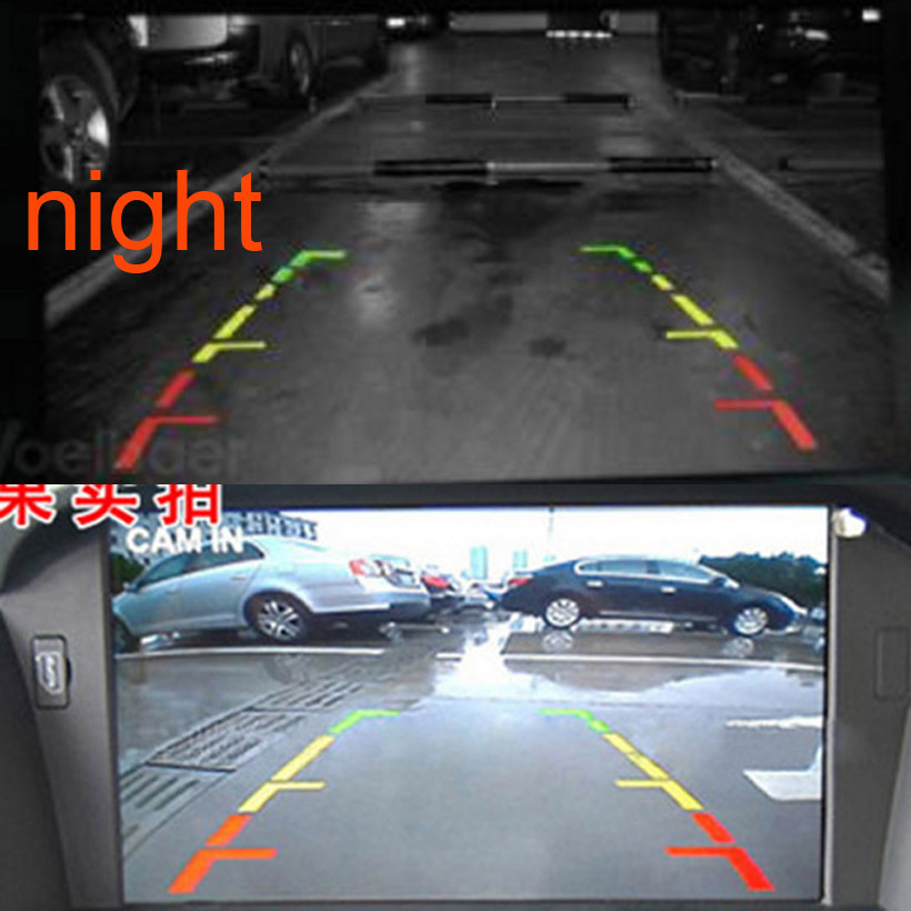 XCGaoon Universal Wide Angle автокөлік артқы - Автомобиль электроникасы - фото 5