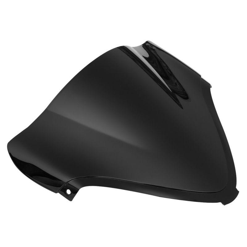 Motorcycle Windscreen Windshield Screen Dobule Bubble For Suzuki GSX1300R GSXR1300 Hayabusa 08-17 for suzuki hayabusa gsxr1300