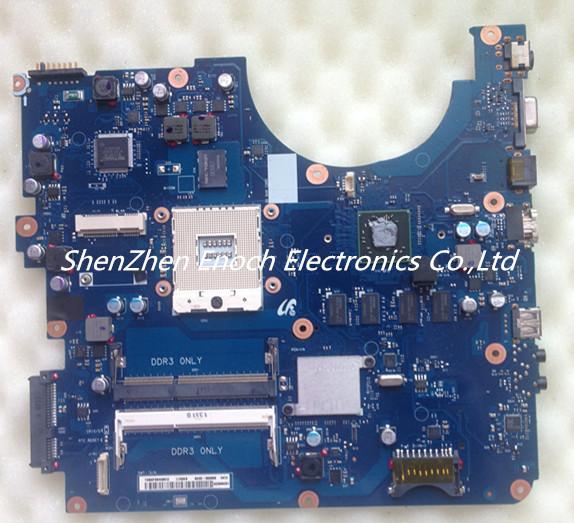 Para samsung r540 placa madre del ordenador portátil con gráficos ba92-06595a ba41-01353a bremen-ve