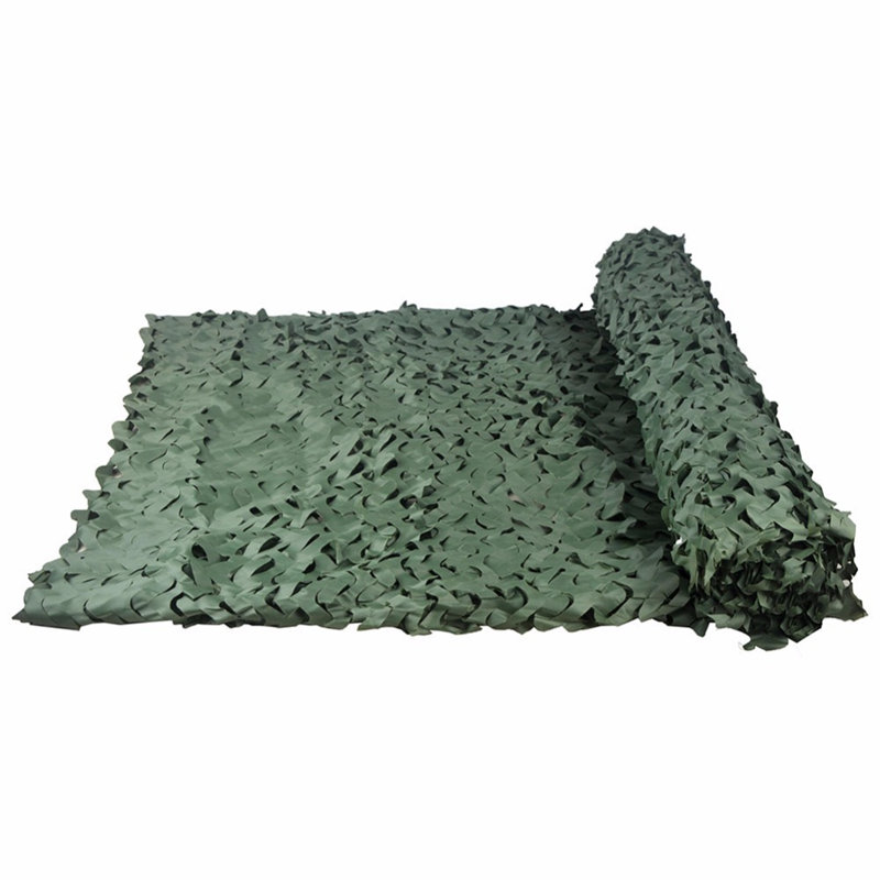 3M*8M Camouflage Netting Camping Hiking Tourist Tent 150D Polyester Oxford Camouflage Net Car-covers Camping Hiking Tourist Tent 5 5m camouflage net camping beach tents 150d polyester oxford ultralight sun uv camouflage net outdoor camping beach tents