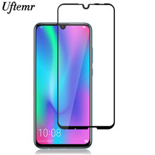Tempered Glass for Huawei Honor 10 Lite 10i Glass 9D Ultra Thin Full Slim Armor Screen Protector for Huawei Honor 10i 10 i Glass(China)