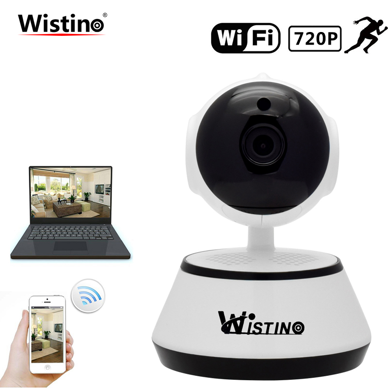 Wistino XMeye CCTV 720P Wifi Camera Night Vision 1MP Wireless IP Camera Home Surveillance Security Camera P2P Baby Monitor PTZ new arrival gift traction 1 18 metal model classic car vehicle toys model scale static collection alloy diecast house decoration