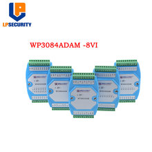 Module d'entrée analogique WP3084ADAM (8VI) | _ 0-10V/RS485 MODBUS RTU communication(China)