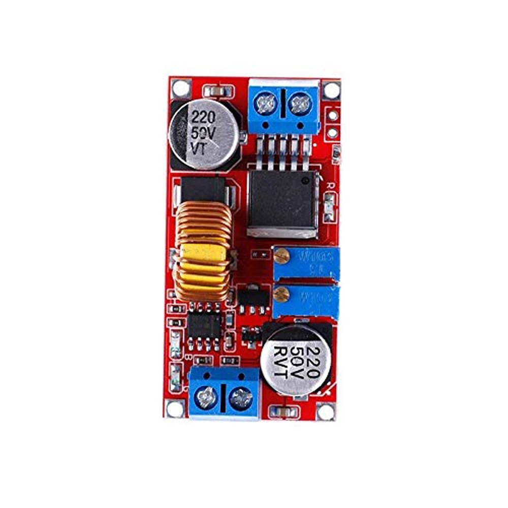Image 3 - Original XL4015 E1 5A DC to DC CC CV Lithium Battery Step down Charging Board Led Power Converter Lithium Charger Module-in Integrated Circuits from Electronic Components & Supplies