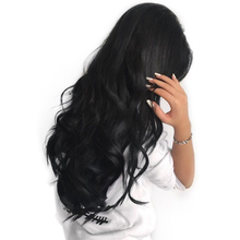 Full Lace Human Hair Wigs For Black Women Brazilian Body Wave Remy Hair Wig Pre Plucked