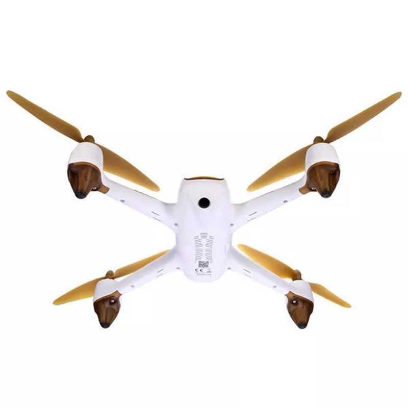 Hubsan H501S X4 FPV 5,8G sin escobillas con 1080P HD Cámara GPS Quadcopter teledirigido RC BNF
