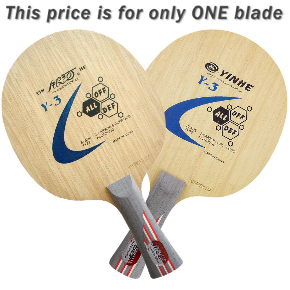 Original Yinhe Milky Way Galaxy Y-3 Y3 Y 3 table tennis pingpong blade milky way galaxy yinhe 980 defensive table tennis pingpong blade
