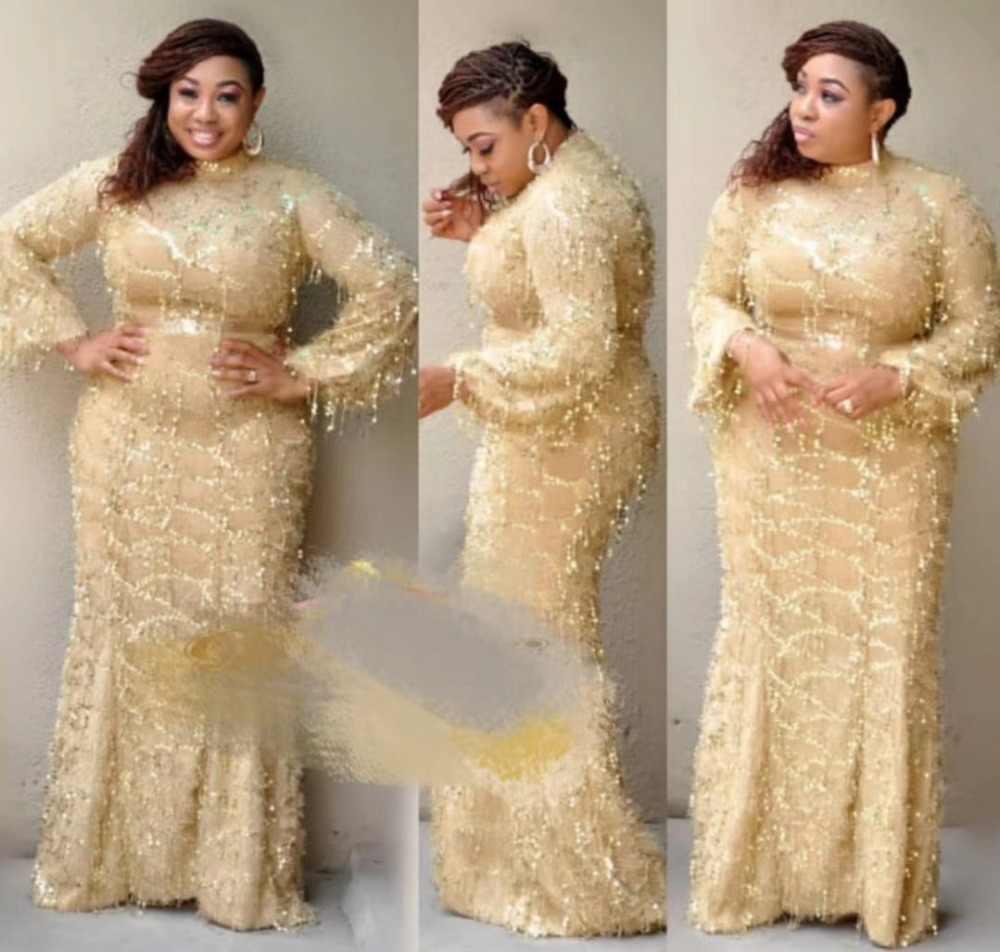 0f0b7c5f7d Hot Sale elegant evening party sequins women dress 2019 new fashion african  dresses for women high quality Nigerian dresses