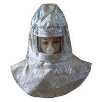 Thermal Radiation 200 Degree Heat Resistant Aluminized Suit Fireproof cap