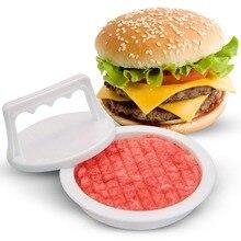 DIY мясо для гамбургеров пресс BPA бесплатное приспособление для приготовления бургеров форма гриль гамбургеров пресс приспособление для приготовления бургеров кухонные инструменты для приготовления мяса KC1073