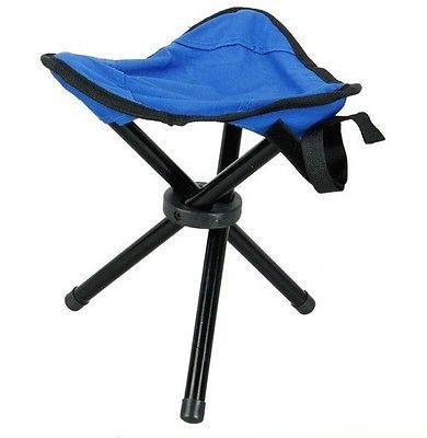 Ordinaire Gmarty Outdoor Camping Tripod Folding Stool Chair Fishing Foldable Portable  Fishing Mate Chair In Fishing Chairs From Sports U0026 Entertainment On ...