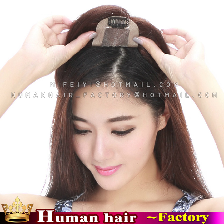 Top Quality Hairpieces 100% real hair thin skin men's ...
