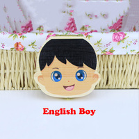 Type D English Boys
