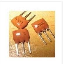10 шт./лот керамические резонаторы DIP-3 керамические фильтры LT10.7M 3P 10,7 MHZ ZTT10.7M ZTT10.7