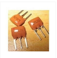 10pcs/lot Ceramic Resonators DIP-3 Ceramic Filters LT10.7M 3P 10.7MHZ ZTT10.7M ZTT10.7 In Stock