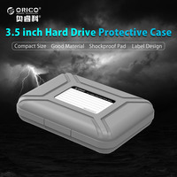 ORICO PHX 5S GY Simple HDD Protector Box For 3 5 HDD Case With Waterproof Function