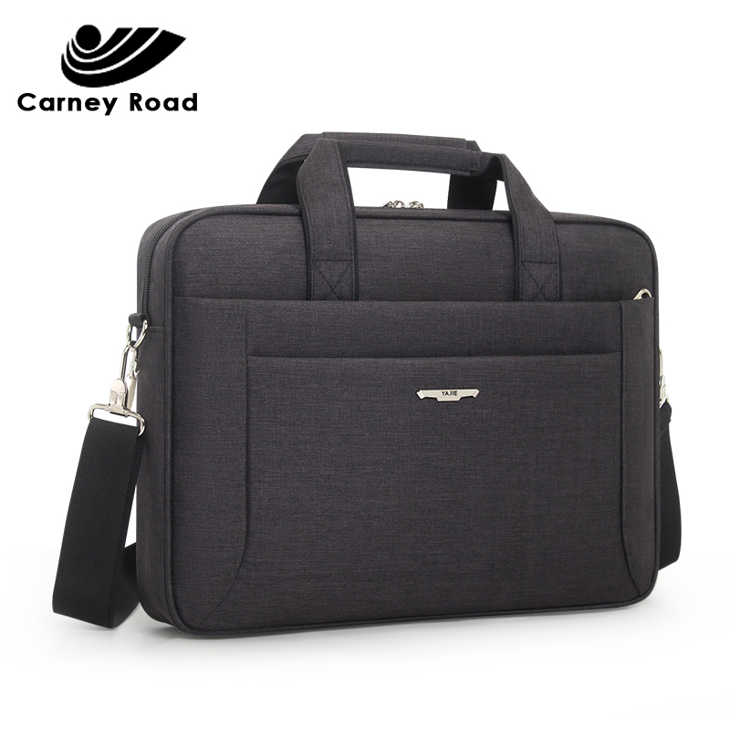 Brand Men 15.6 Inch Laptop Briefcase Bag Business Mens Handbag Casual Men's Office Bags Business Computer Bags