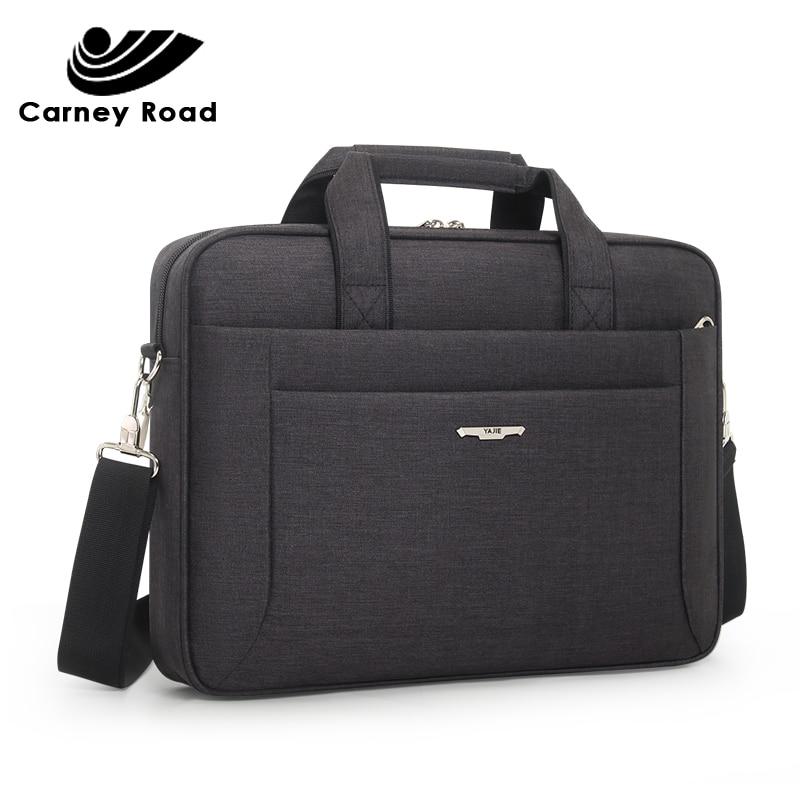 Brand Men 15.6 Inch Laptop Briefcase Bag Business Mens Handbag Casual Men's Office Bags Business Computer Bags