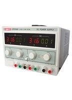 Быстрое прибытие UTP3704S 3 Каналы DC Питание тройной выход 0 32/3A 5 V/2A AC220V