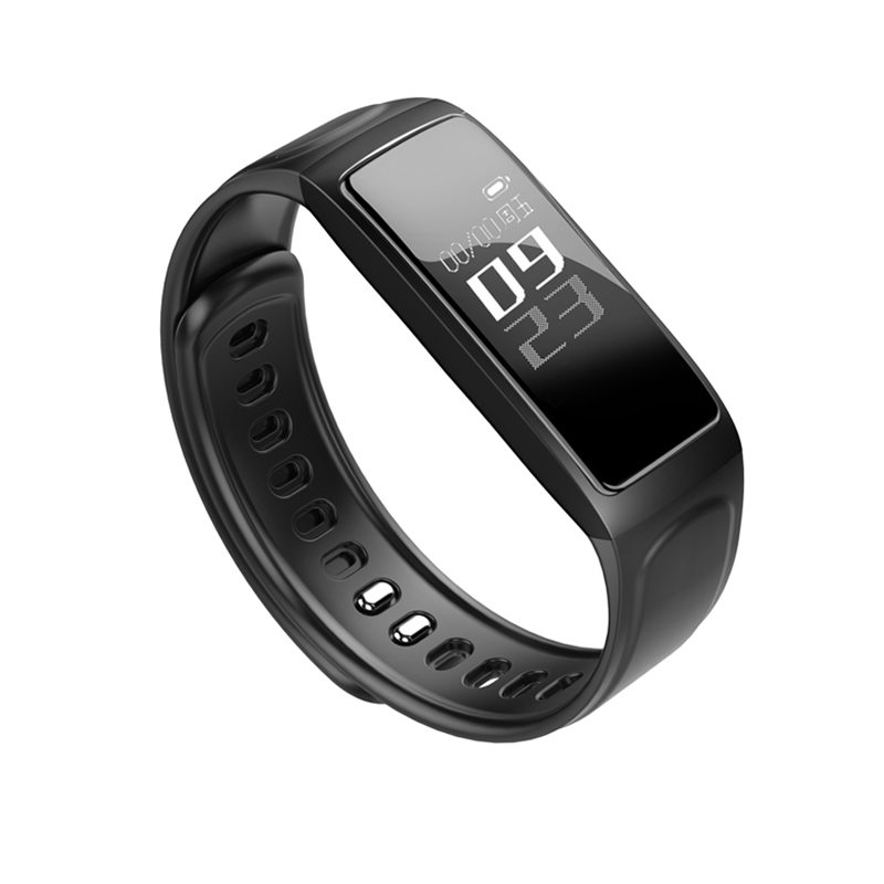 New C7s Smart Bracelet heart rate blood preasure monitor fitness band OLed screen Oxygen smartband for