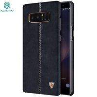 Case For Samsung Galaxy Note 8 Original NILLKIN Englon Series Leather Cover Vintage Case For Samsung