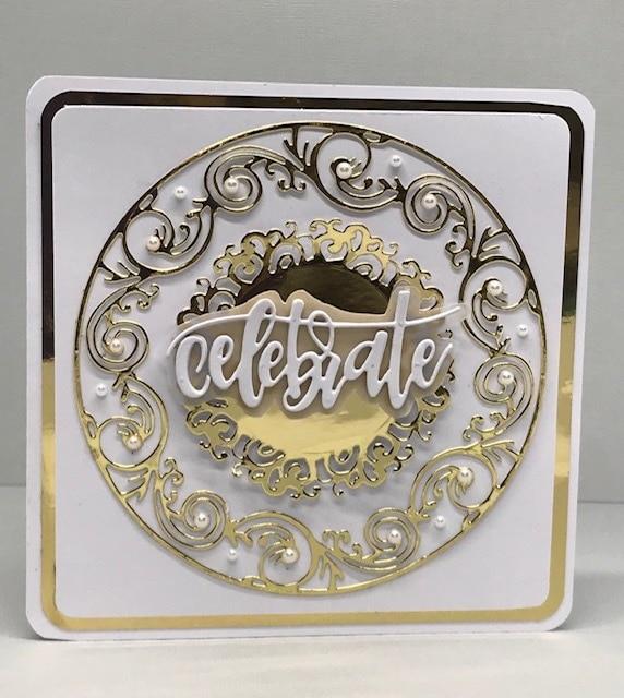 KSCRAFT Wave Metal Cutting Dies Stencils for DIY Scrapbooking Stamp/photo album Decorative Embossing DIY Paper Cards