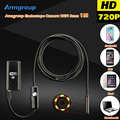 HD 8mm Lens WIFI Endoscope Camera Wifi Wireless Endoscope Snake Inspection Borescope Video Tube Mini USB WI-FI Camera 1M Cable