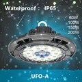 Mijnbouw lamp UFO highbay LED industriële verlichting 60W100W150W200W waterdichte IP65 plafondlamp magazijn fabriek lamp