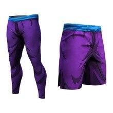 3D Dragon Ball Z 2017 Ball Z Men/Women  Trousers Vegeta Goku Summer pants Style 3D  trousers