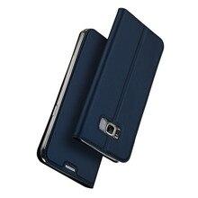 Новый кожаный флип чехол для Samsung Galaxy S8 S8 плюс Роскошный кошелек крышка Чехол для Galaxy S8 с держателем карты стенд