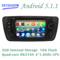 HD 1024*600 Android 5.1.1 Quad Core Автомобильный Dvd-видео Плеер Радио для Seat Ibiza 2009 2010 2011 2012 2013 Bluetooth GPS Навигации