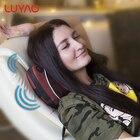 LUYAO 16/8 Rollers Shiatsu Heating Neck Massage Pillow Car Home Electrical Magnet Body Back Relax Massager Massageador Cushion