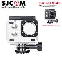 アクションカメラアクセサリー� jcam sj7スター防水ハウジングケースマウント水中30メートル