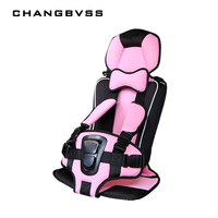 Thicken Cotton Free Shipping Portable Baby Infant Toddler Car Seats For Children Child Travel Seat Carseat